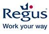 Regus logo+claim