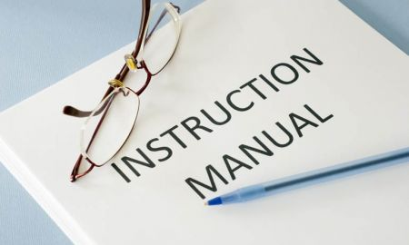 Professional Translation of User Manual Documents